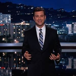Kimmel Honored to be Most Dangerous Celebrity Search