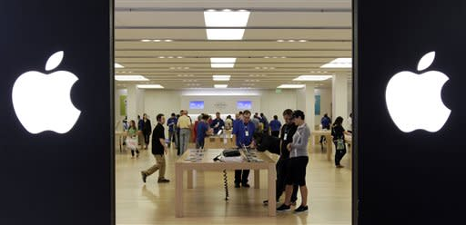 With Record Bond Sale, Apple No Longer 'Thinks Different'