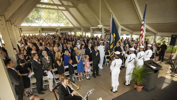 Neil Armstrong's Family, NASA Remember First Moonwalker