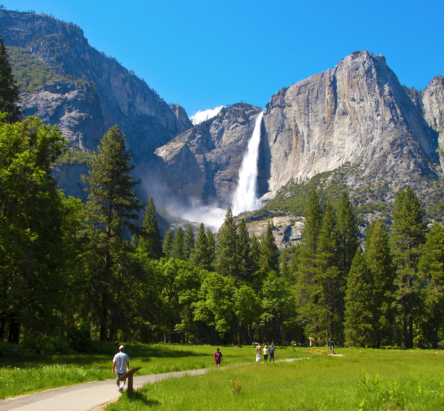 Yosemite National Park (Photo: Thinkstock)