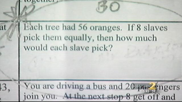 'If Fred Got Two Beatings Per Day…' Homework Asks