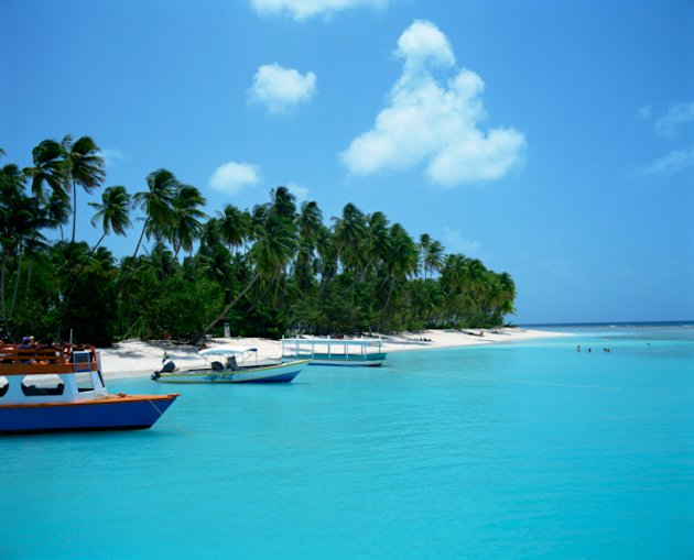 Pigeon Point in Tobago (Getty Images)
