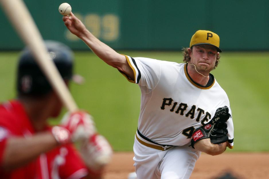 Cole pitches Pirates past Nationals 3-1