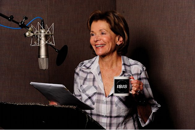 Jessica Walter (voice of Malory Archer) in &quot;Archer.&quot; 