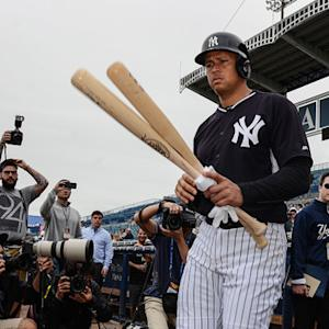 Boomer & Carton: A-Rod impresses on Day 1