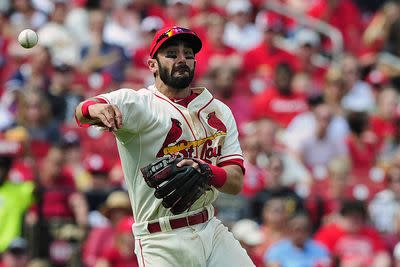 World Series odds update: Cardinals, Astros rise in MLB betting futures