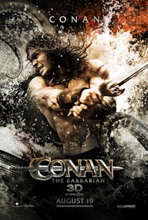 Poster of Conan the Barbarian