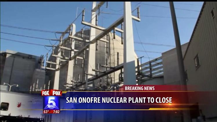Troubled Nuclear Plant Shuts Down