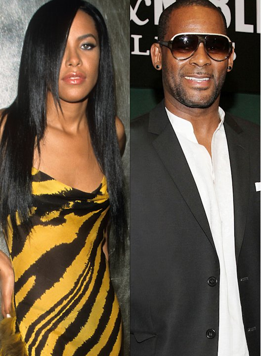Aaliyah, R. Kelly