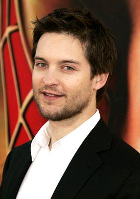 Tobey Maguire at the Los Angeles premiere of Columbia Pictures' Spider-Man 2