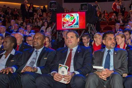 Derrick and Montagliani launch bids for CONCACAF top job