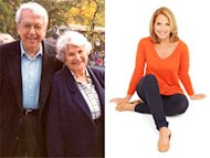 katie couric and her parents