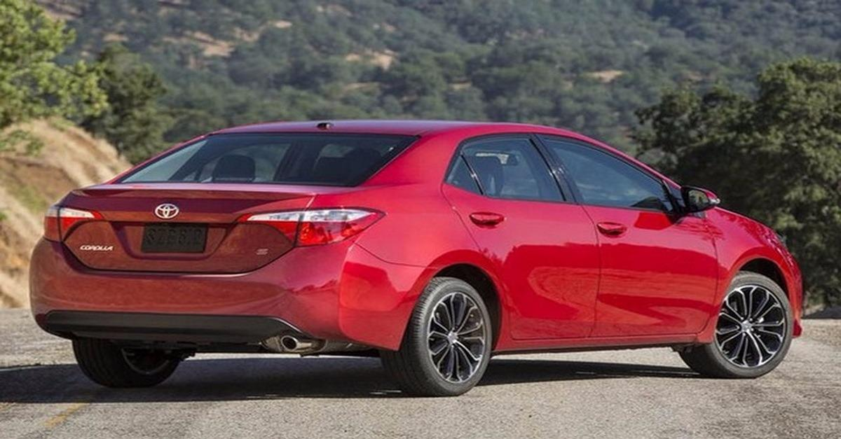 Summer Sales Event Includes the New Look Corolla