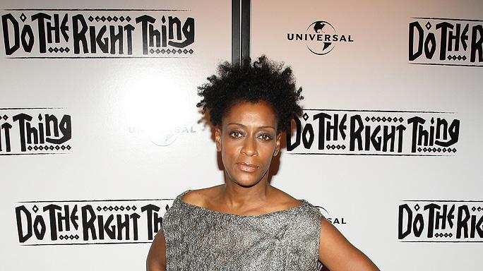 Do the right thing 20th Anniversary Screening 2009 Joie Lee