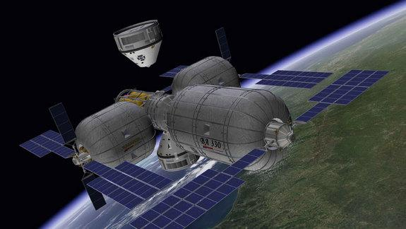 Spaceflight Companies Team Up for Private Space Station Flights