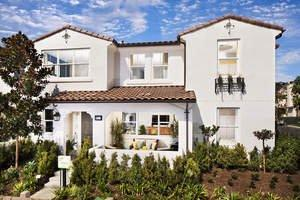 Palmetto by Brookfield Residential Presents the Best in Attached Living in Azusa's Rosedale Masterplan
