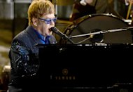 Elton John, Mumford & Sons Lead Tribute to Levon Helm at Grammys