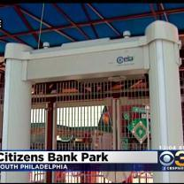 Some Fans To Be Scanned By Metal Detectors At Citizens Bank Park