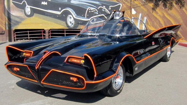 Original Batmobile George Barris