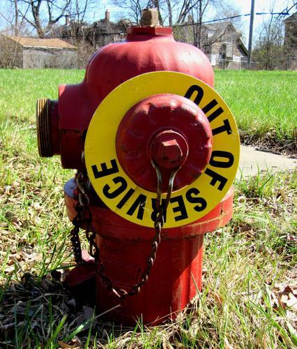 Worth 1000 Words: Sticker Campaign Shames City Over Broken Hydrants