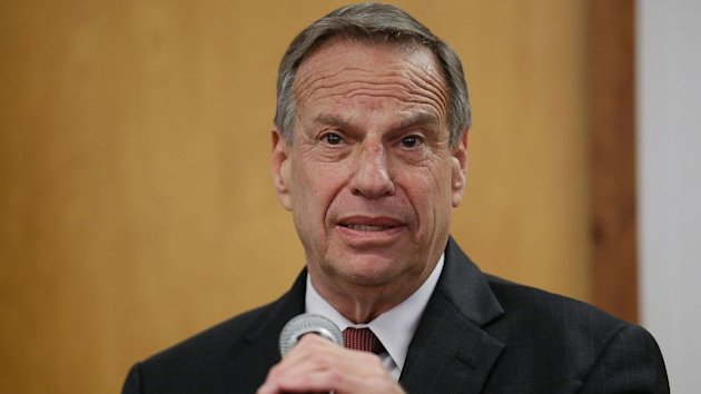 Sexual Harassment Allegations Fuel Bid to Recall San Diego Mayor Bob Filner (ABC News)