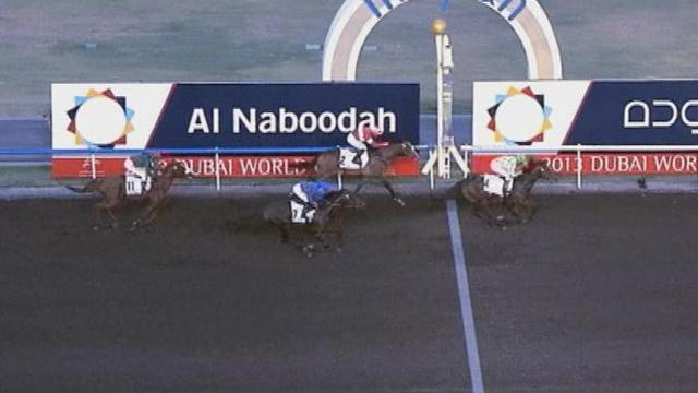 Horse Racing Time: Dubai World Cup