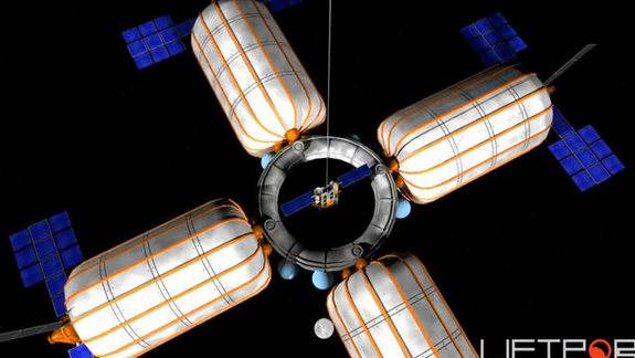 Space Elevator Project Shoots for the Moon