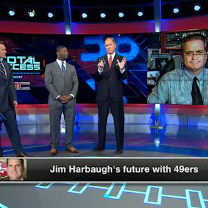 Steve Mariucci and and Brian Billick on Jim Harbaugh's future with the San Francisco 49ers