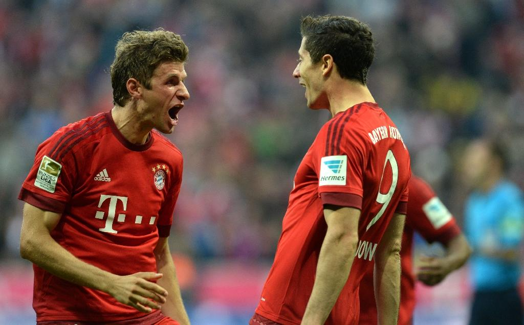 Bayern Munich's latest rout shows it has no competition in Germany