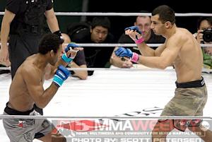 Jacare vs. Mousasi Confirmed as UFC Fight Night 50 Headliner; Mitrione vs. Lewis Joins Card