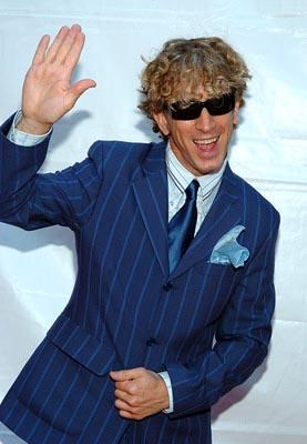 Andy Dick has five, thank you very much. MTV Movie Awards - 6/5/2004
