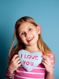 The adorable things kids have to say about love