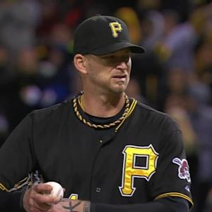 Burnett's standing ovation