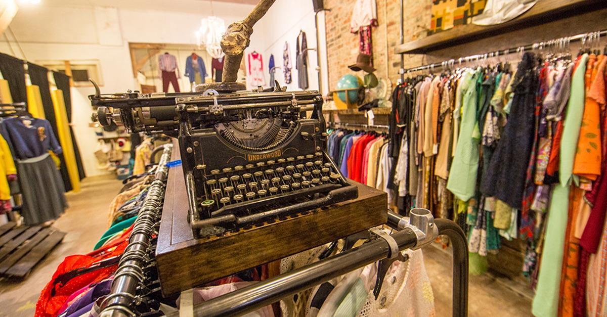 Best Vintage Shopping in New Orleans