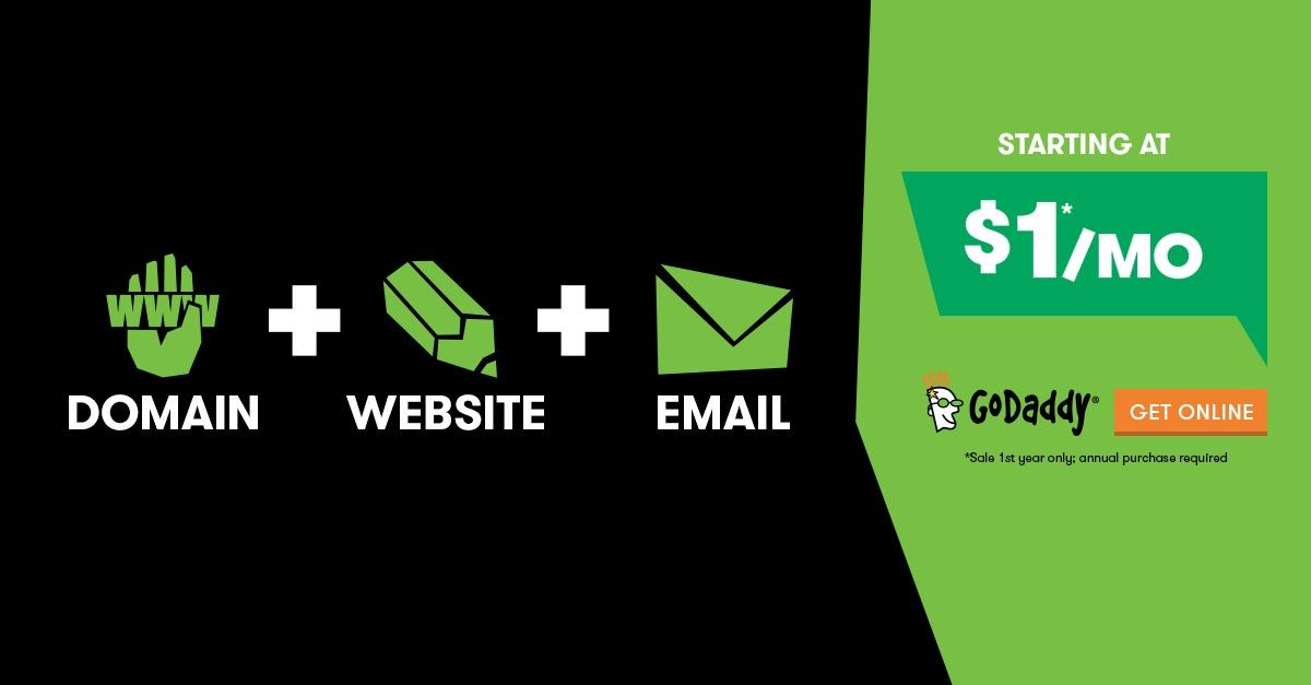 GoDaddy Official Site