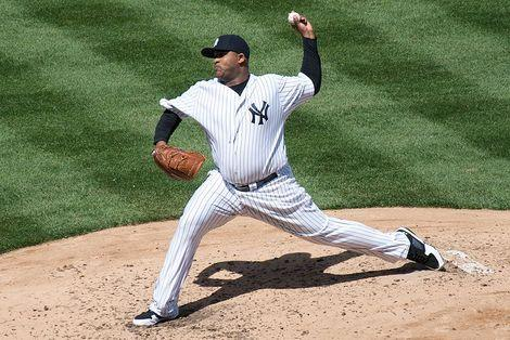 Is This the New CC Sabathia? Yanks' Ace Gets Pounded Against Rays