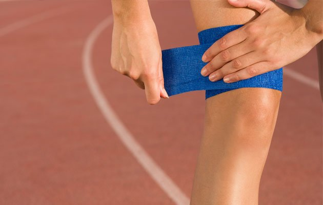 In Singapore, up to 50 per cent of runners suffer from runner's knee (Thinkstock photo).