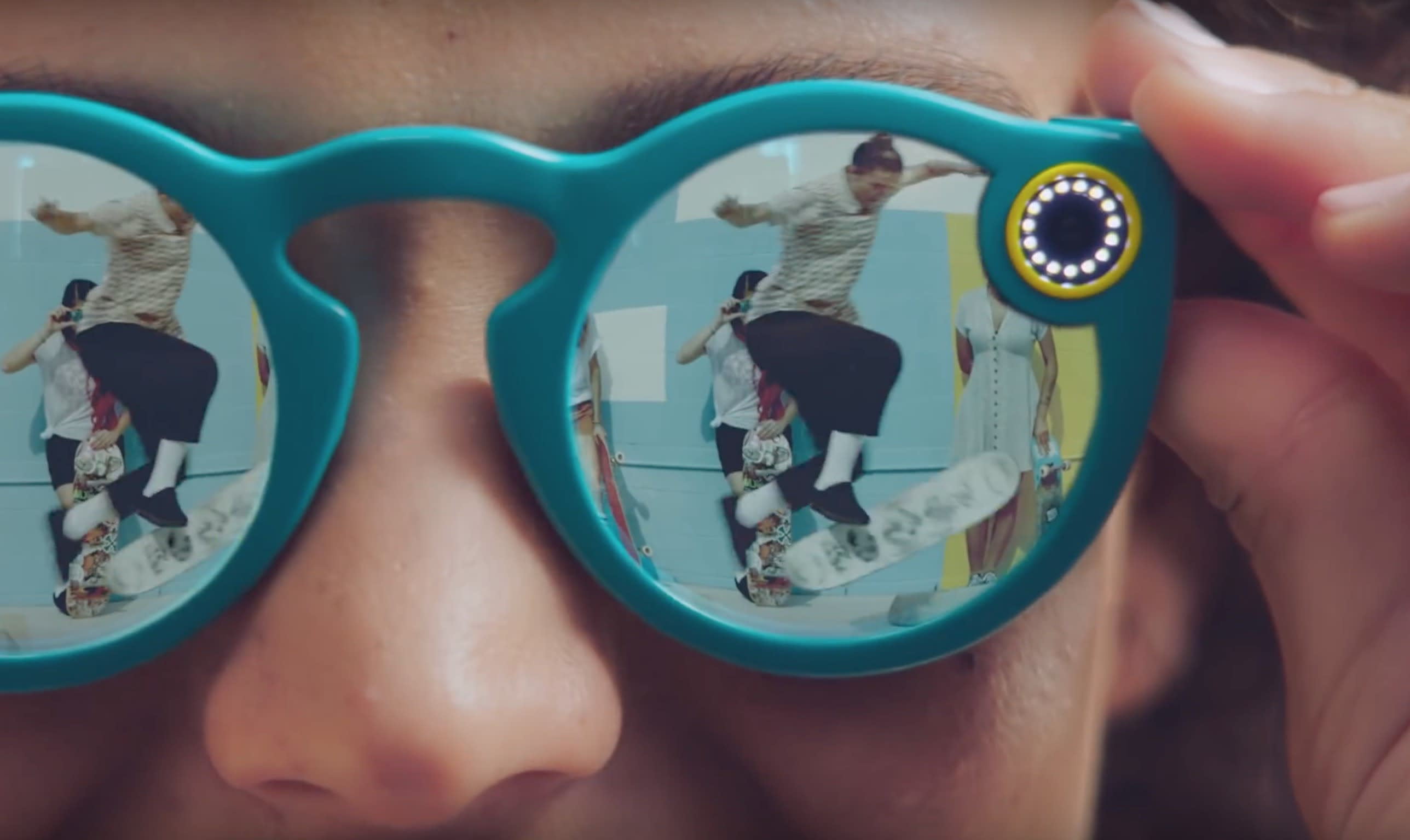 With Spectacles, Snap is doing something I haven't seen since the 1970s