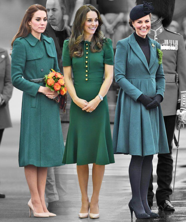 The Duchess of Cambridge's Gem-Inspired Style Is Precious