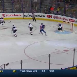 Brian Elliott Save on Boyd Gordon (03:04/2nd)