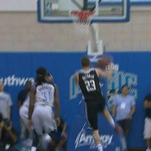 Hezonja Throws Down