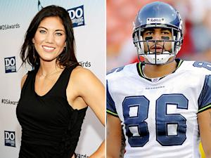 Hope Solo Weds Jerramy Stevens Following Alleged Assault