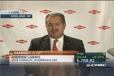 Dow Chemical misses on top and bottom line