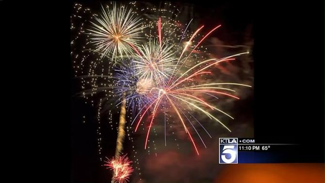 Fourth of July Fireworks Shows Are Scheduled All Across SoCal