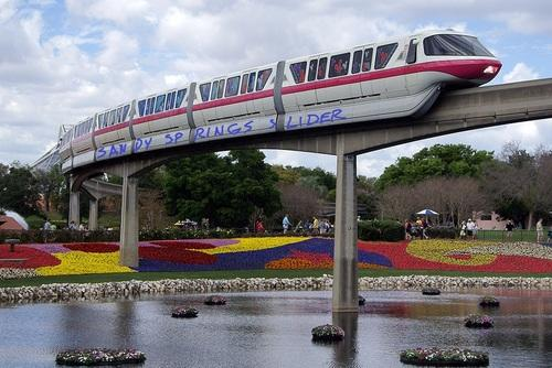 Disney-Style Monorail Legitimately Pitched in Sandy Springs