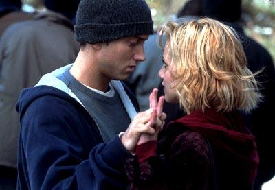 Eminem and Brittany Murphy in Universal's 8 Mile