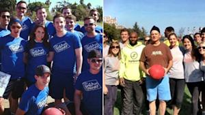 Trend: Celebrity Kickball Crashers
