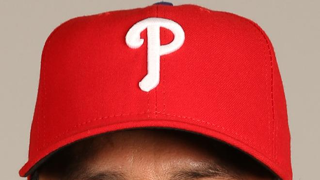 Carlos Ruiz Baseball Headshot Photo