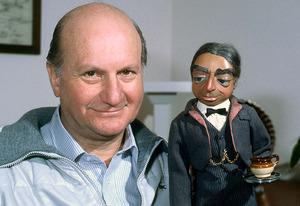Gerry Anderson | Photo Credits: Mirrorpix/Courtesy Everett Collection