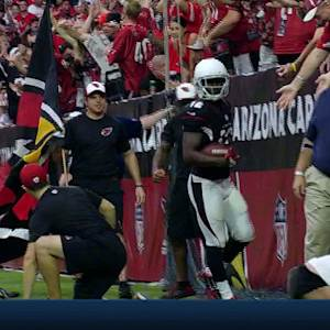 Week 3: Arizona Cardinals wide receiver John Brown highlights